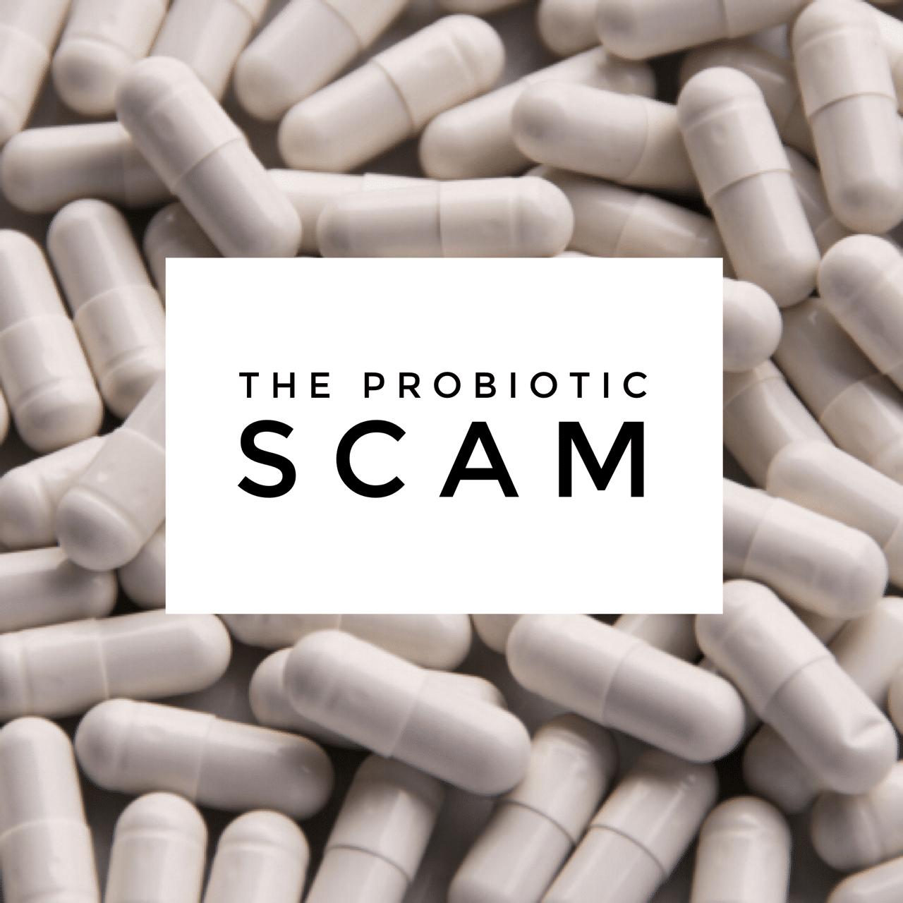 probiotic scam