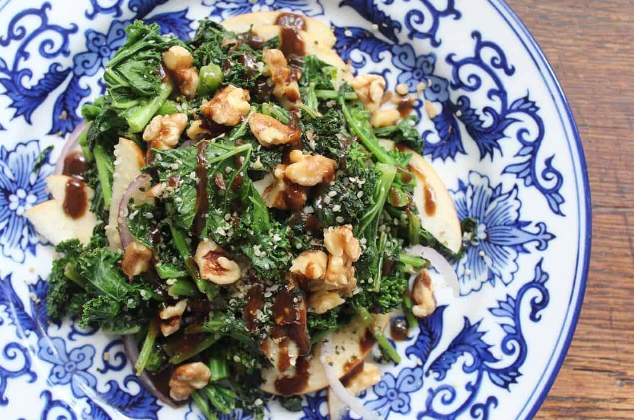 Hormone Balancing Supergreen Salad